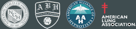 The National Guild of Hypnotists, American Board of Hypnotherapy, president of the American Alliance of Hypnotists and the American Lung Association